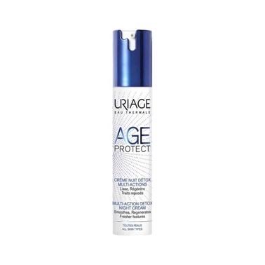 Uriage URIAGE Age Protect Multi-Action Detox Night Cream 40 ml Renksiz